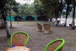 riverside tent stay rishikesh