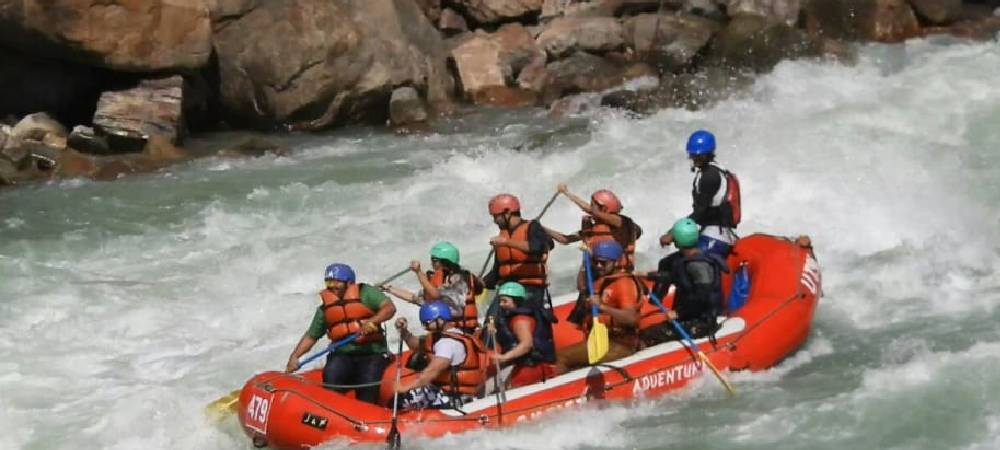 16-km-river-rafting