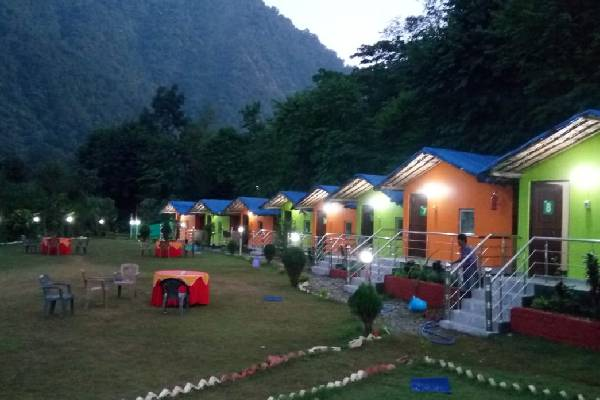 cottages camping packages