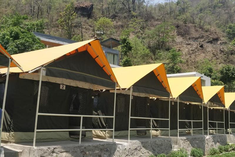 rishkikesh camping packages